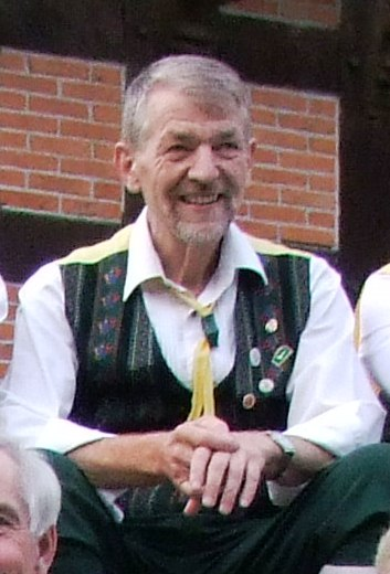 Sprecher Rudolf Arkenau