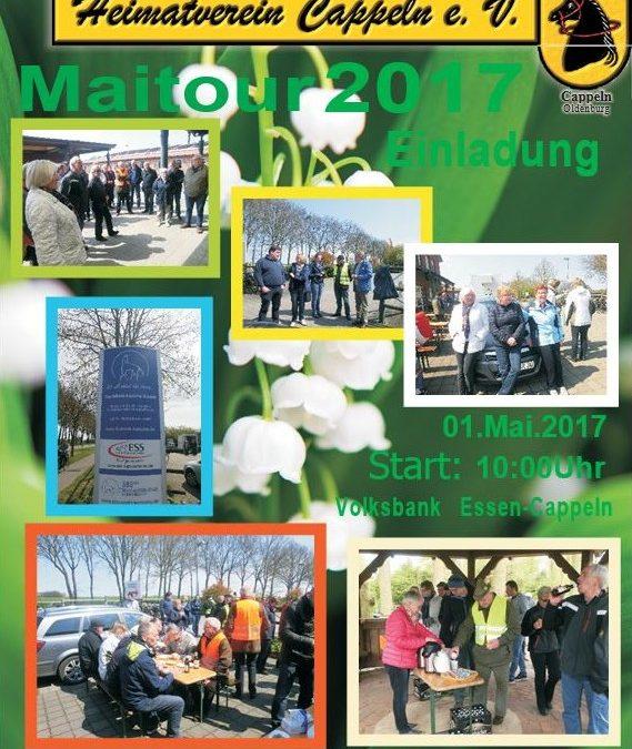 Einladung Maitour 2017