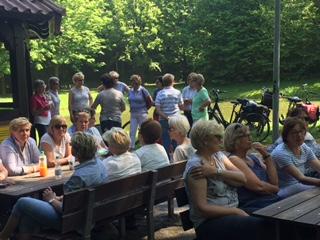 Landfrauen aus Lohne zu Gast