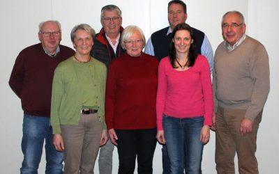 Neuer Vorstand des Heimatvereins Cappeln e. V.