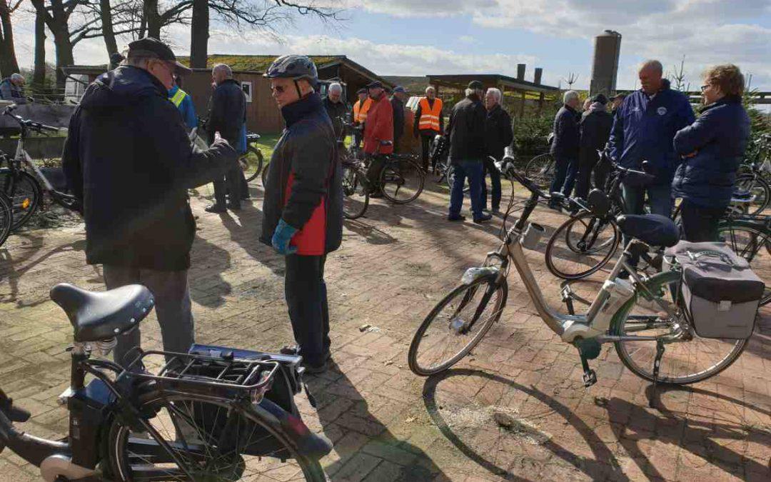 20 Jahre Radwandergruppe des Heimatverein Cappeln