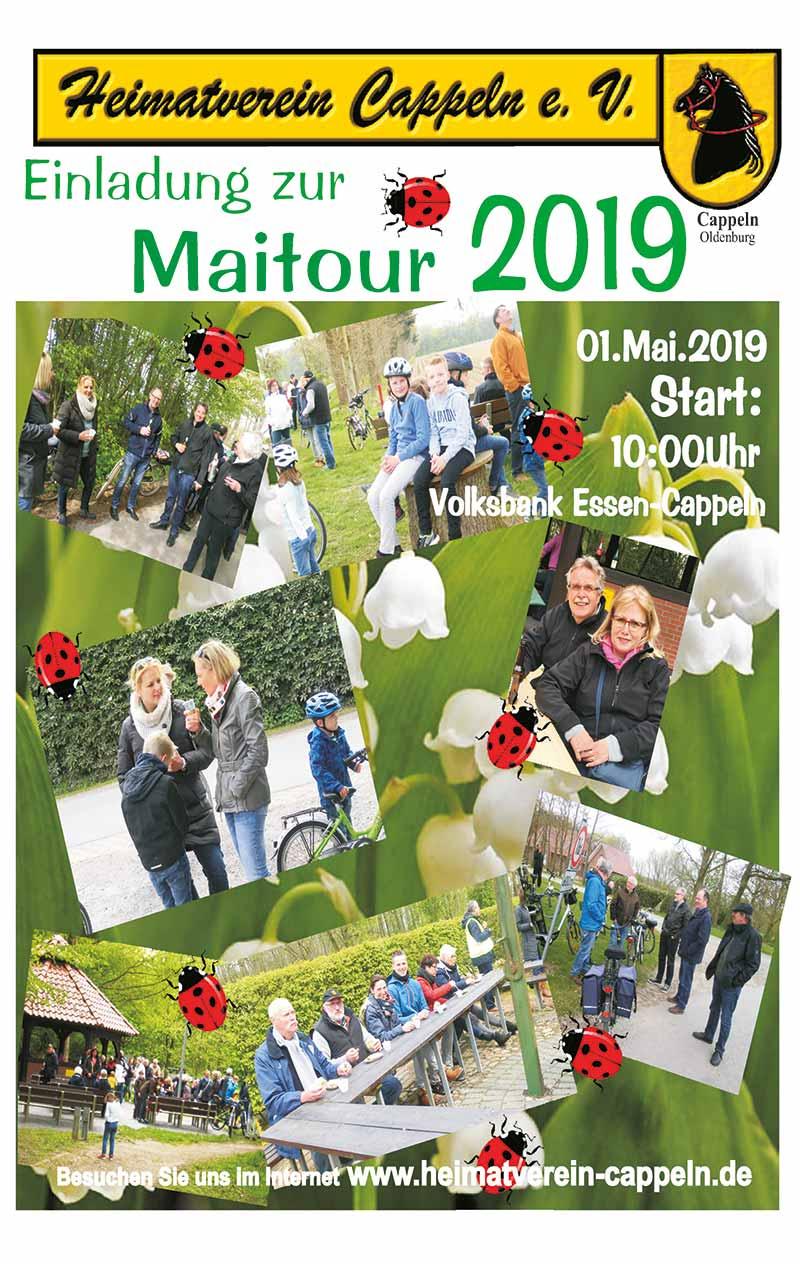 Einladung Maitour 2019